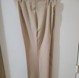 No button dress pants